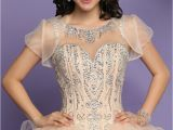 Hairstyles for An Elegant Dress Q by Davinci Style This Elegant Gown Features A Bateau