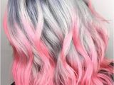 Hairstyles for Bad Hair Dye 50 Stunningly Styled Unicorn Hair Color Ideas to Stand Out From the
