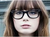 Hairstyles for Bangs and Glasses 159 Best Glasses Bangs Images In 2019