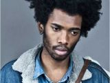 Hairstyles for Black Men with Thick Hair 20 Cool Black Men Curly Hairstyles