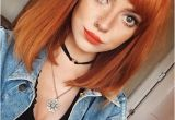 Hairstyles for Bobs Tumblr orange Hair Tumblr Hair & Beauty Pinterest