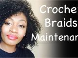 Hairstyles for Curly Crochet Braids Crochet Braids Maintenance How to Take Care Curly Crochet