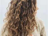 Hairstyles for Curly Dry Hair Best Long Curly Hairstyles 2018 to Make You Pretty and Stylish