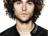 Hairstyles for Curly Frizzy Hair Men 10 Curly Haired Guys