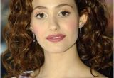 Hairstyles for Curly Hair 2011 Emmy Rossum Hair