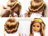 Hairstyles for Curly Hair Ag Dolls Doll Clothes Closet How to Make A Closet for American Girl Dolls