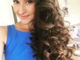 Hairstyles for Curly Hair at Night Regram Via Cordinahair Heatless Overnight Curls Using the Flower