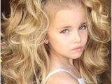 Hairstyles for Curly Hair Baby Girl 50 Stylish Hairstyles for Your Little Girl Hair Pinterest