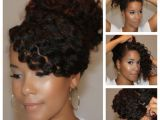 Hairstyles for Curly Hair for Office 10 Fancy Natural Hairstyles for the Holiday Party Season