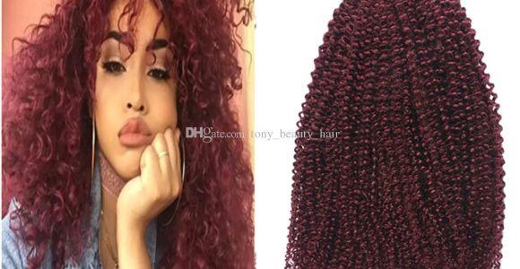 Hairstyles for Curly Hair In Pakistan Großhandel Reizvolles Brasilianisches Verworrenes Lockiges Haar Los