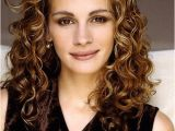 Hairstyles for Curly Hair Overnight Natural Curly Hairstyles Julia Roberts