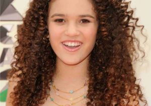 Hairstyles for Curly Hair Tied Up 22 Fun and Y Hairstyles for Naturally Curly Hair