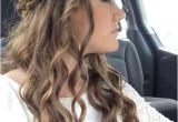 Hairstyles for Curly Hair to Do at Home 16 Beautiful Easy Long Curly Hairstyles – Trend Hairstyles 2019