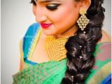 Hairstyles for Curly Hair while Wearing Saree 28 Best Hair Do Images