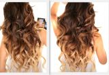 Hairstyles for Curly Hair with Round Face ☆ Big Fat Voluminous Curls Hairstyle How to soft Curl