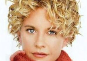 Hairstyles for Curly Hair Women Round Face Short Curly Hairstyles for Women Over 40
