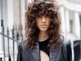 Hairstyles for Curly Long Hair 2019 Pin Von Maria Auf Hair and Beauty In 2019 Pinterest