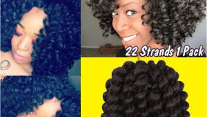 Hairstyles for Curly Roots 22 Roots Jamaican Bounce Crochet Twist Braids Hair 6 Jumpy Wand