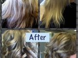 Hairstyles for Damaged Blonde Hair Dry Damaged Blonde to Healthy Caramel with Highlights