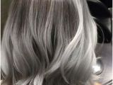 Hairstyles for Dark Hair Going Grey 85 Silver Hair Color Ideas and Tips for Dyeing Maintaining Your