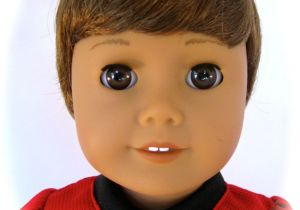 Hairstyles for Designer Dolls 18 Inch Sporty Boy Doll Has Brown Hair Brown Eyes and is A New