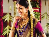 Hairstyles for Designer Half Sarees Indian Bridal Hairstyle Dulhan Latest Hairstyles for Wedding