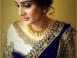 Hairstyles for Designer Half Sarees Pin by Swank Studio On Bridal Lookbook Pinterest