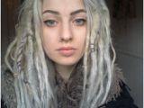 Hairstyles for Dreadlocks White 134 Best them White Girl Dreads Images