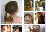 Hairstyles for Girls at Home Hairstyle for Kids Girls Elegant Cute Hairstyles for Tweens with