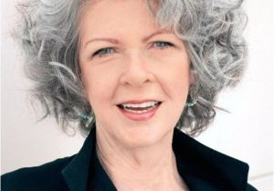 Hairstyles for Grey Curly Hair Beauty Over 50 Annette Hair Pinterest