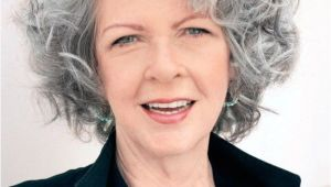 Hairstyles for Grey Curly Hair Over 50 Beauty Over 50 Annette Hair Pinterest