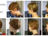 Hairstyles for Growing Out Pixie Hair Great Visual Of Monthly Interim Styles Between A Pixie and A Bob