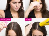 Hairstyles for Hair Parted Down the Middle 80 Genius Beauty Hacks that Ll Change Your Life