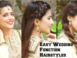 Hairstyles for Indian Wedding Occasions Indian Wedding Party Hairstyles for Short Hair