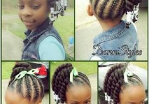 Hairstyles for Little Black Girls- Ponytails 356 Best African Princess Little Black Girl Natural Hair Styles