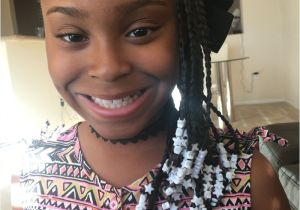 Hairstyles for Little Black Girls- Ponytails Beautiful Black Little Girl Ponytail Hairstyles