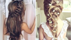 Hairstyles for Little Girls for Weddings Trubridal Wedding Blog