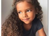 Hairstyles for Long Curly Mixed Hair Little Girl Hairstyles for Mixed Hair