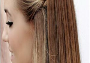 Hairstyles for Long Hair that are Easy to Do Easy Hairstyles for Long Hair to Do at Home
