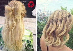 Hairstyles for Long Hair Worn Down 31 Half Up Half Down Prom Hairstyles