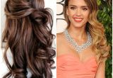 Hairstyles for Long Hair Worn Down Long Hairstyle Trends for Prom No Updos Here