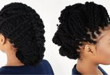 Hairstyles for Long Kinky Curly Hair 3 Ways to Style Your Kinky Twist Hairstyles Tutorial 6 Of 7