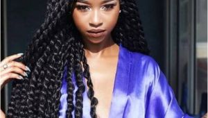 Hairstyles for Long Twist Braids 60 Cool Twist Braids Hairstyles to Try