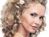 Hairstyles for Medium Length Hair for A Wedding Wedding Hairstyles Curly Hair Medium
