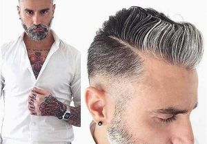 Hairstyles for Men with Grey Hair Grey Hair Color On Coolest Guys On Planet