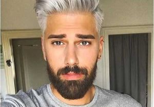 Hairstyles for Men with Grey Hair Mens Hair Color