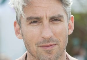 Hairstyles for Men with Grey Hair Very Short Gray Hairstyles