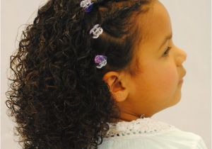 Hairstyles for Mixed toddlers with Curly Hair Hairstyles for Biracial Girls