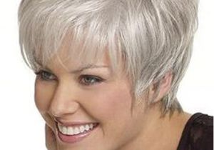 Hairstyles for Over 50 with Grey Hair Short Hair for Women Over 60 with Glasses