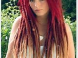 Hairstyles for Partial Dreads 277 Best Dreadlocks with Fringe Multi tone Images